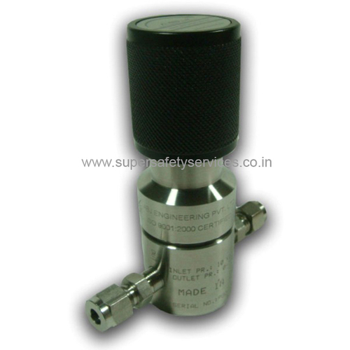 Point of Use Pressure Regulator
