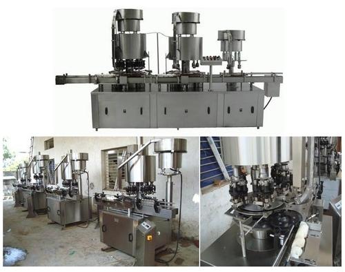 Eight Head Bottle ROPP Capping Machine