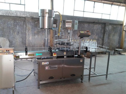 Eight Head Bottle Screw Capping Machine