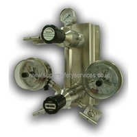 Auto Changeover Pressure Regulator