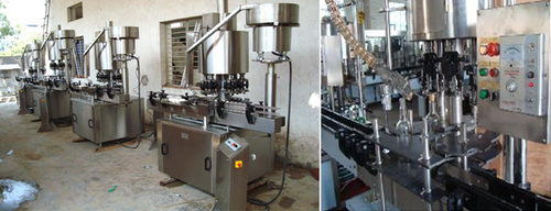 ROPP / Screw Capping Machine