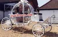 New Design Cinderala Carriage