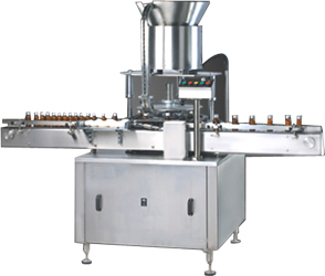 Measuring / Dosing Cup Placement Machine
