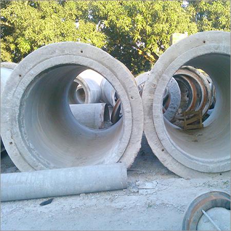 Concrete Spun Pipes