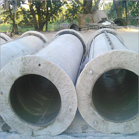 Customized Spun Pipes