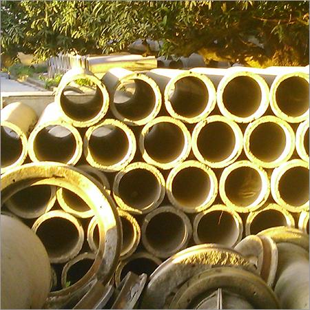 Round RCC Spun Pipes
