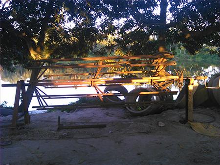 RCC Agricultural Spun Pipes