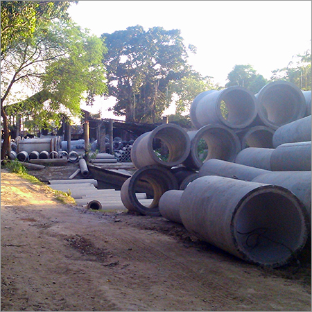 HDPE Lined RCC Jacking Pipe