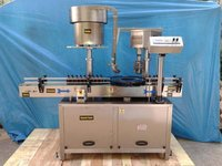 Screw Cap Sealing Machine -Screw capper