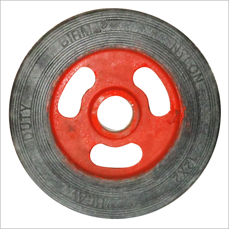 Trolley Bonded Wheel