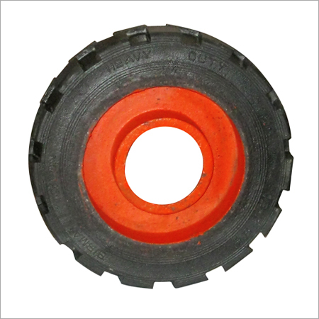 Bor Trolley Bearing Wheel