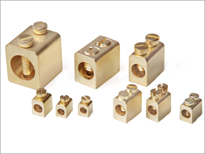 Brass Fuse Connectors