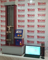 Microprocessor Based Tensile Testing Machine