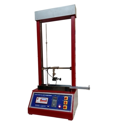 Double Column Tensile Strength Tester