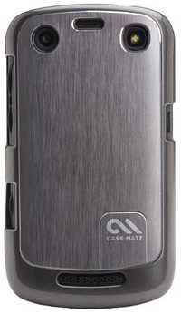 Case-Mate BA CM016700 Barely There Brushed Aluminium Case for Blackberry