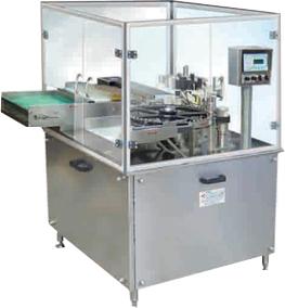Vial Labelling Machine