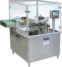 Vial Labelling Machine