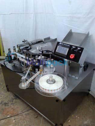 Ampoule Labelling Machine