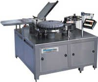 Ampoule Sticker Labelling Machine