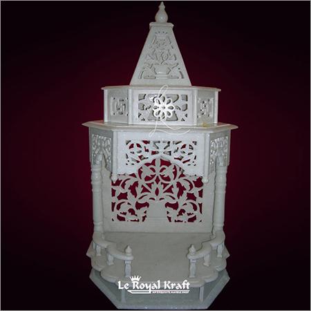 Handicrafts Marble Temple