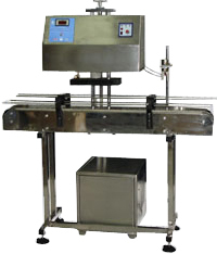Induction Cap Sealing Machine , Induction sealer