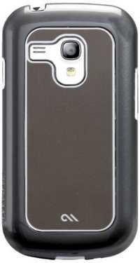 Case-Mate BA CM024949 Mini Faux Brushed Aluminium Case