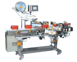 Sticker Labelling Machine for Bottle , Vials