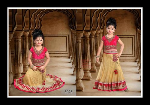 Girls Lehenga Choli