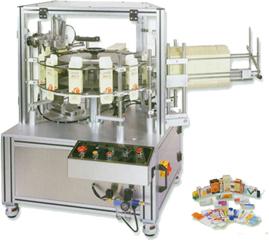 Cartooning Machine for bottle, Vial, Blister,Strip