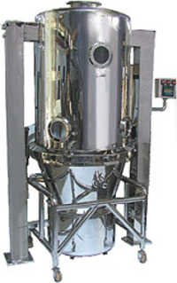 Fluid Bed Dryer (FBD) -Fluid Bed Drying