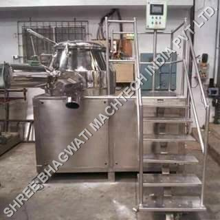 Saizoner - High Shear Rapid Mixer Granulator