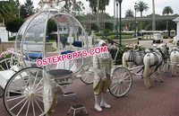 Latest Cinderella Horse Carriage