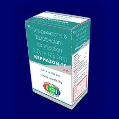 Cefoperazone & Tazobactam for Injection