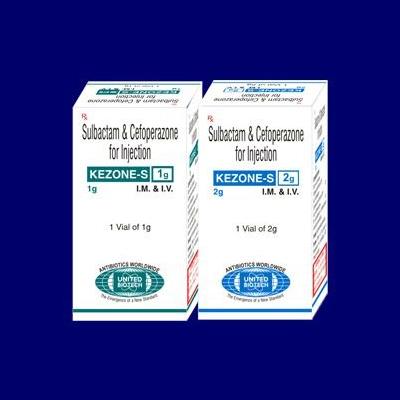 Cefoperazone and Sulbactam Injection