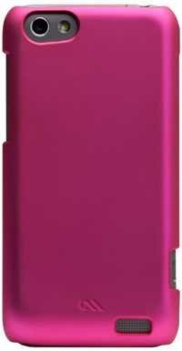 Case-Mate BT CM020802 Barely There Case for HTC One V (Pink)