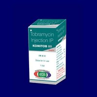 Tobramycin Injection IP 80 mg