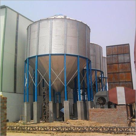 Commercial Storage Silos