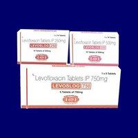 Levofloxacin Tablets IP 750mg