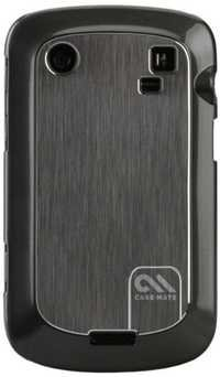 Case-Mate BA CM016273 Barely There Brushed Aluminium Case