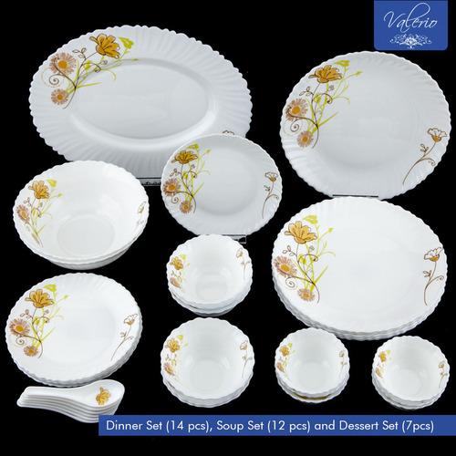 Valerio - Marigold Glassware