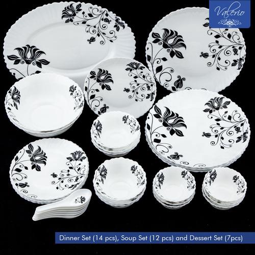 Valerio - Lotus Noir Glassware