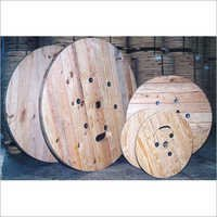 Wooden Cable Wire Drums