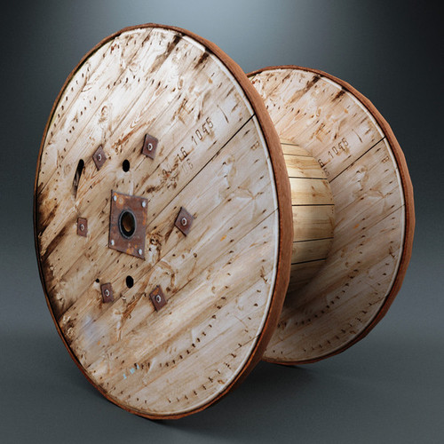 Export Quality wooden Cable Drum