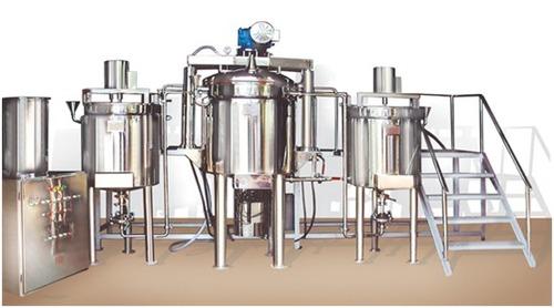 Gel Cream Manufacturing Plant