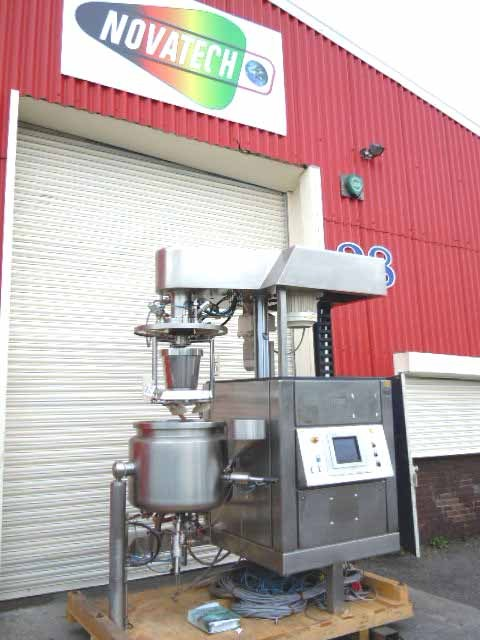 Fryma Koruma VME120 Process Vessel