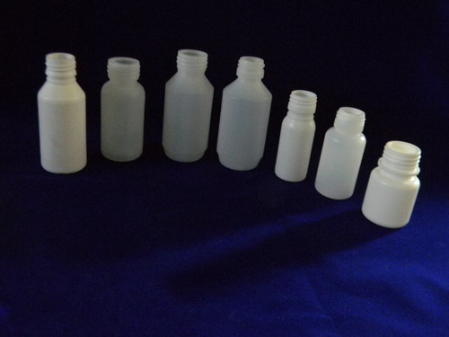Dry Syrup Bottles