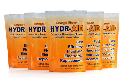 Electrolyte Replacement Drink (Orange Flavor)