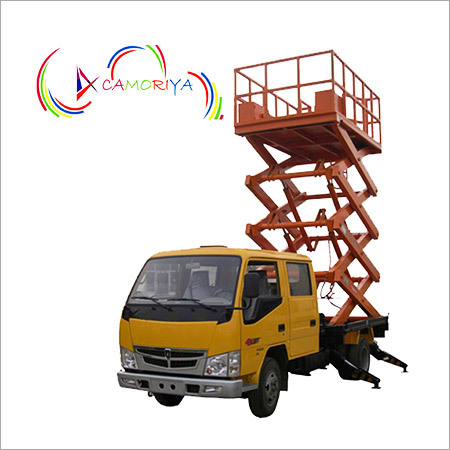 Aerial Lift Work Trucks