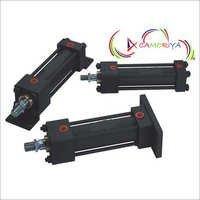 Hydraulic Cylinder Black