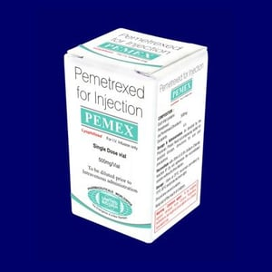 Pemetrexed for Injection 500 mg